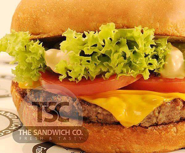 تي أس سي برغر TSC Burger - ذا ساندوتش كو The Sandwich Co,