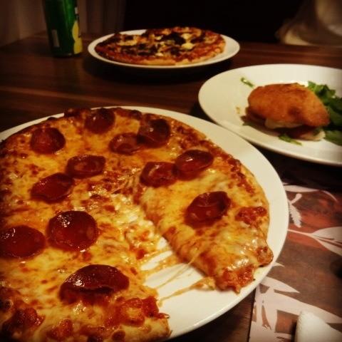 - بيتزا فيوجن   Pizza Fusion,