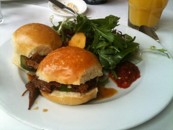 شيء بلحم البط - Tabard Inn Restaurant,