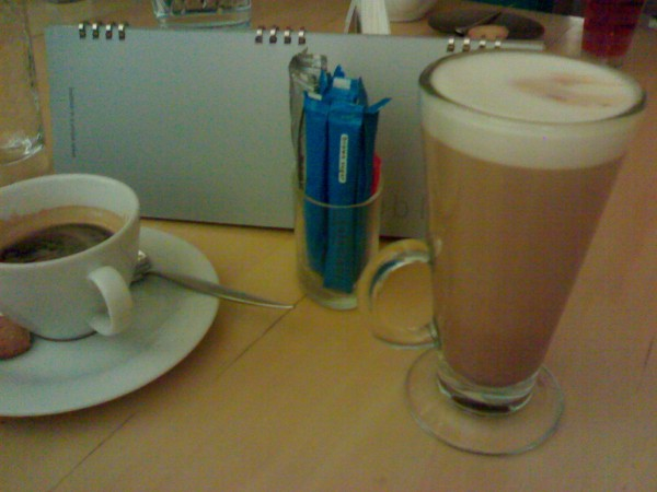 كوفي  اسبرسو - موكا - كافيه بلان Cafe Blanc,