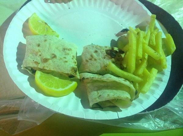 ساندويش - سامراء,