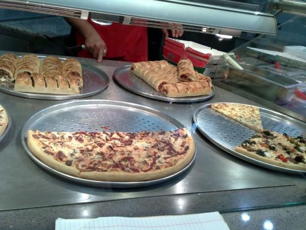 أنواع اضافية من البيتزا - سبارو Sbarro,