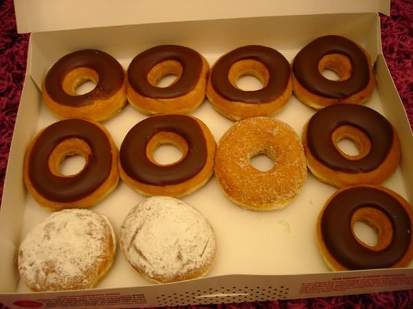 Donut كرسبي كريم Krispy Kreme قيم