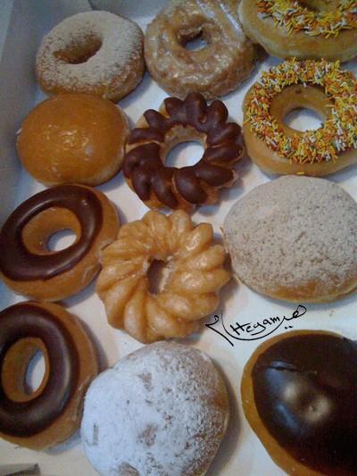 دونات كرسبي كريم Krispy Kreme قيم