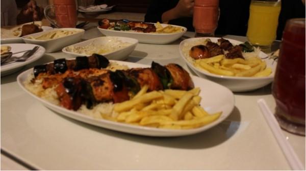 مطاعم مشويات في الطائف